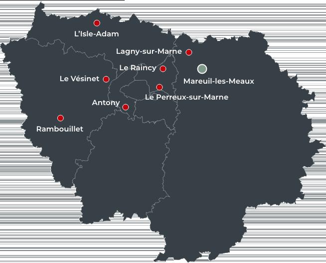 Constructeur de maisons en Île-de-France et alentours