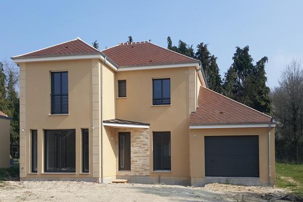 - Maison moderne