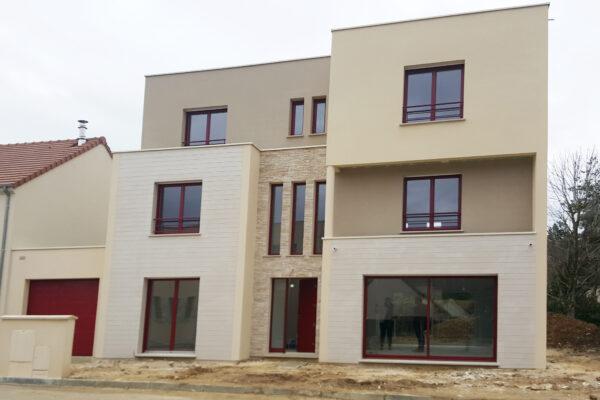 maison contemporaine - Maison contemporaine