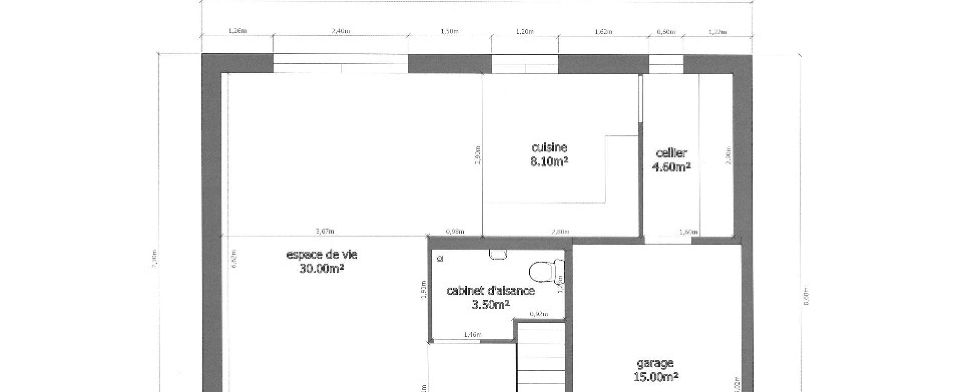 Maison neuve à Rambouillet (78120)