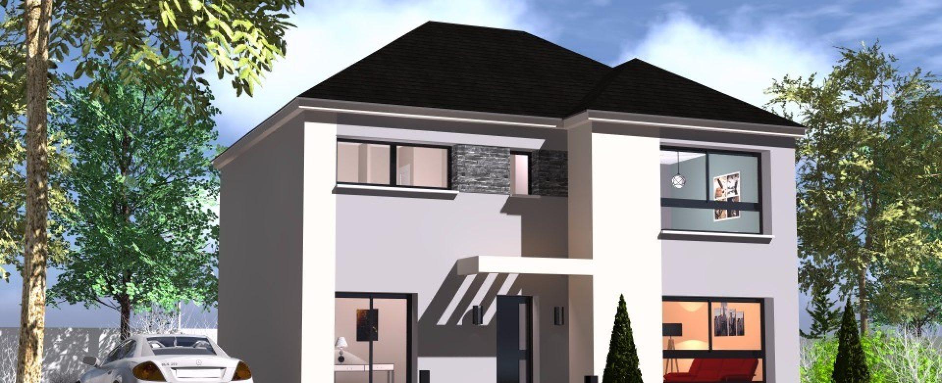 Maison neuve à Vélizy-Villacoublay (78140)