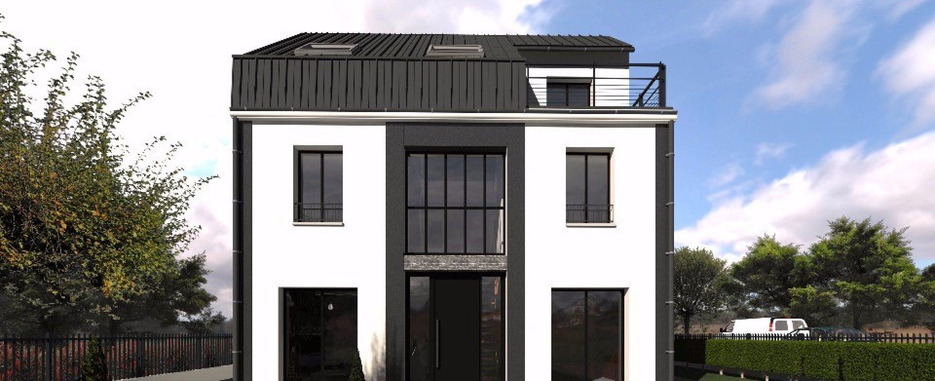 Maison neuve à Saulx-les-Chartreux (91160)