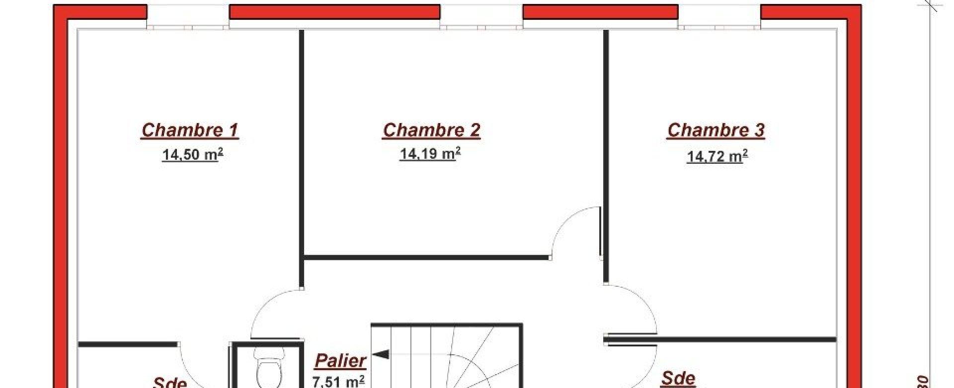 Maison neuve à Palaiseau (91120)