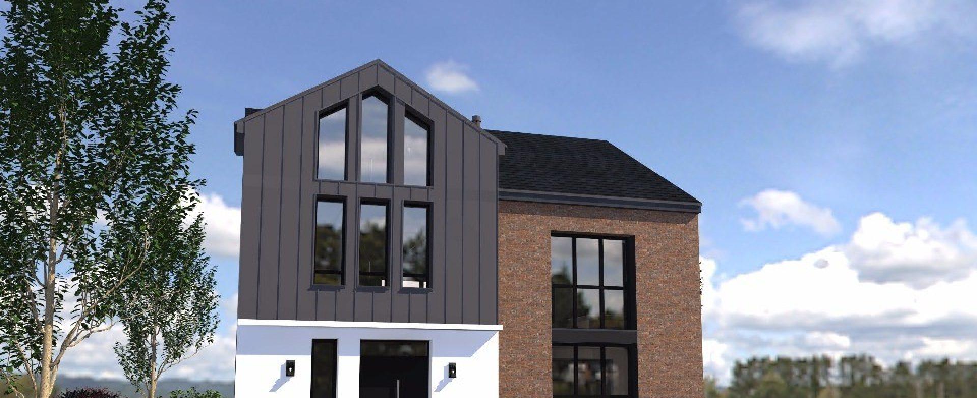 Maison neuve à Saint Pierre du Perray (91280)