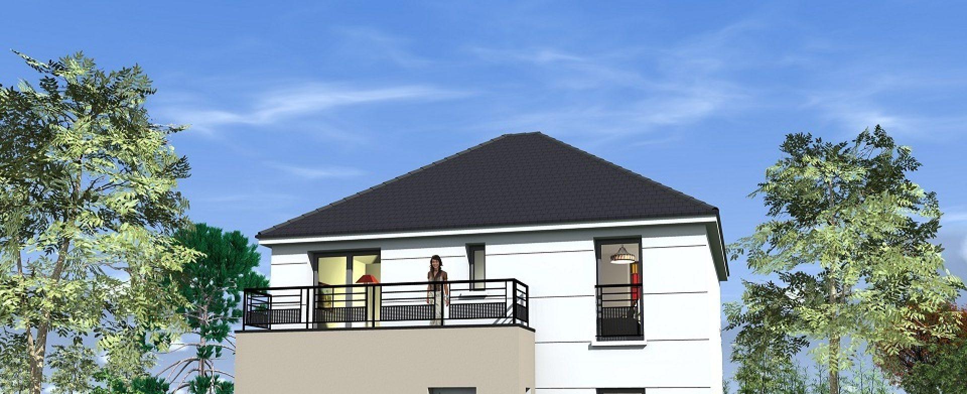 Maison neuve à Antony (92160)