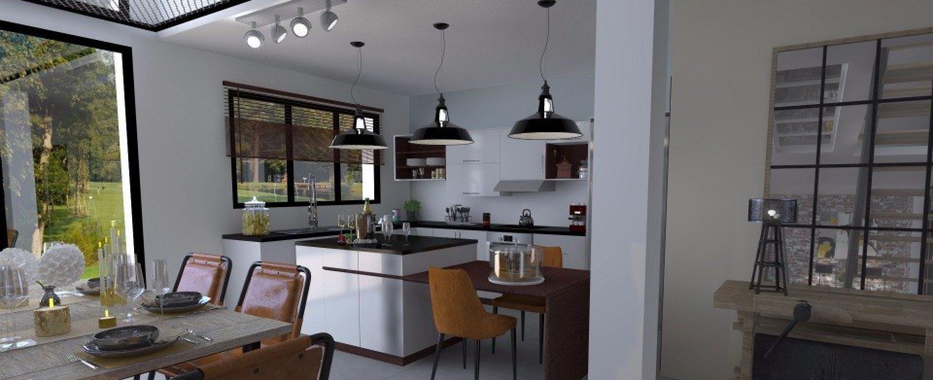 Maison neuve à Ballainvilliers (91160)