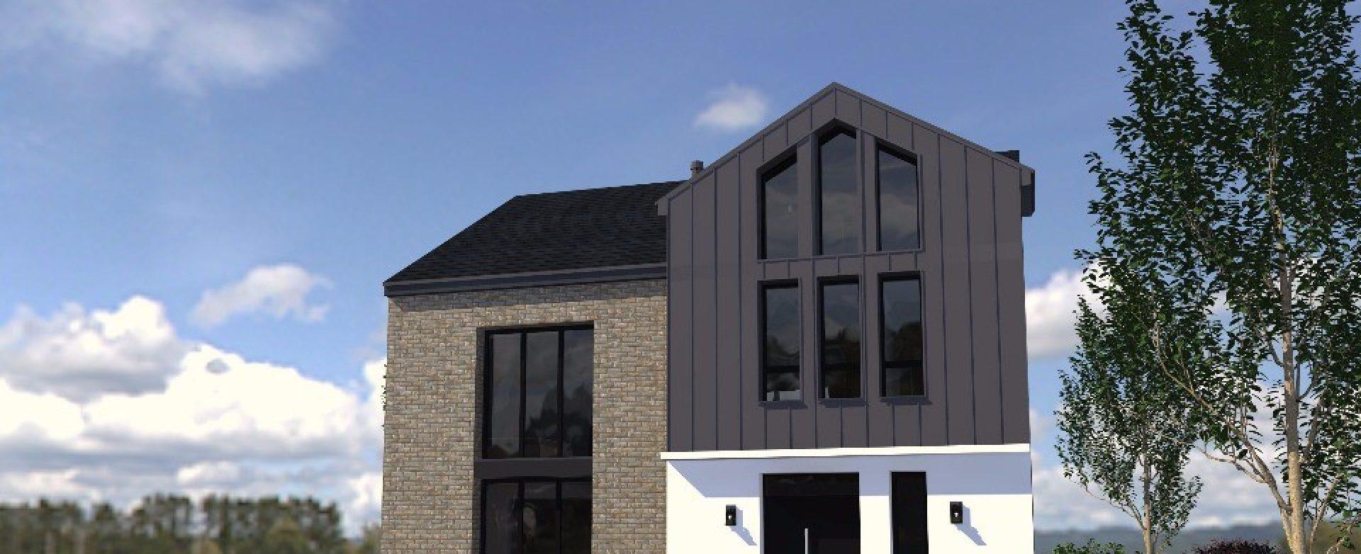 Maison neuve à Bures-sur-Yvette (91440)