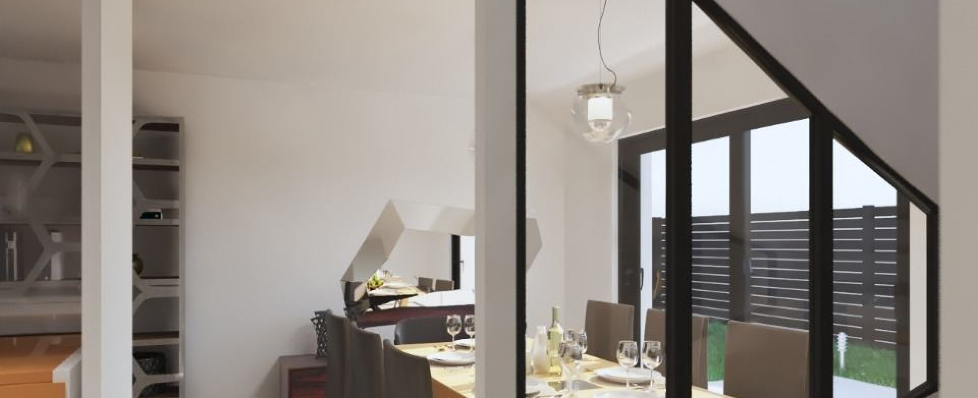 Maison neuve à Igny (91430)