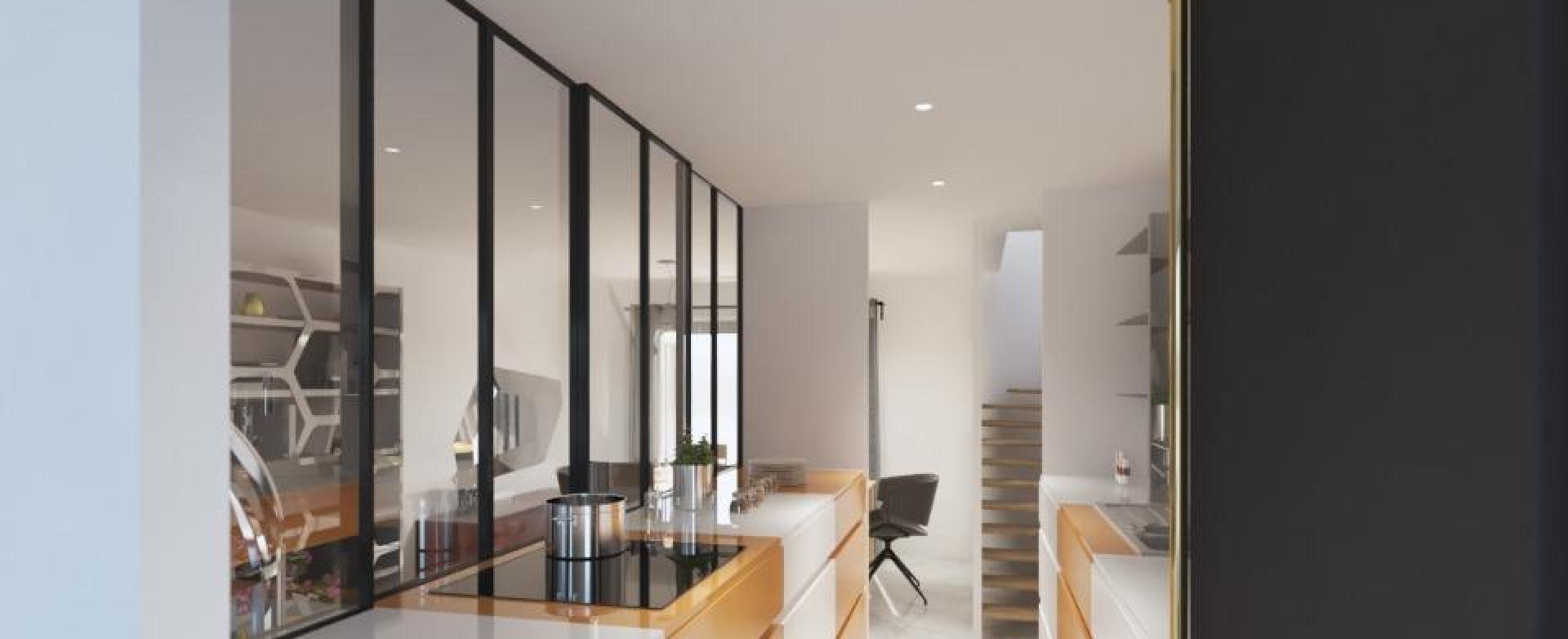 Maison neuve à Les Ulis (91940)