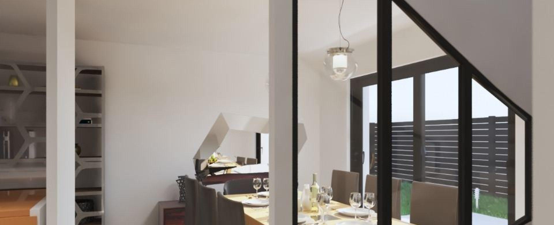 Maison neuve à Villemoisson-sur-Orge (91360)