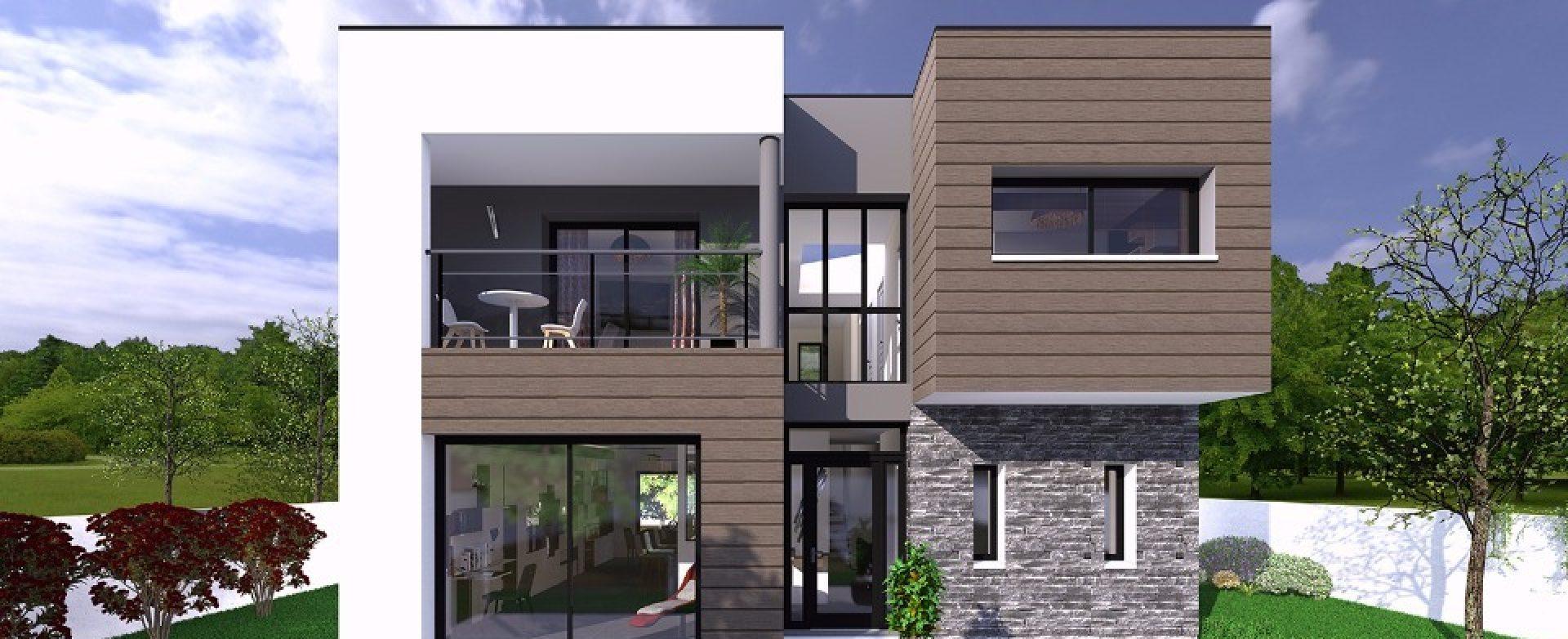 Maison neuve à Vauhallan (91430)