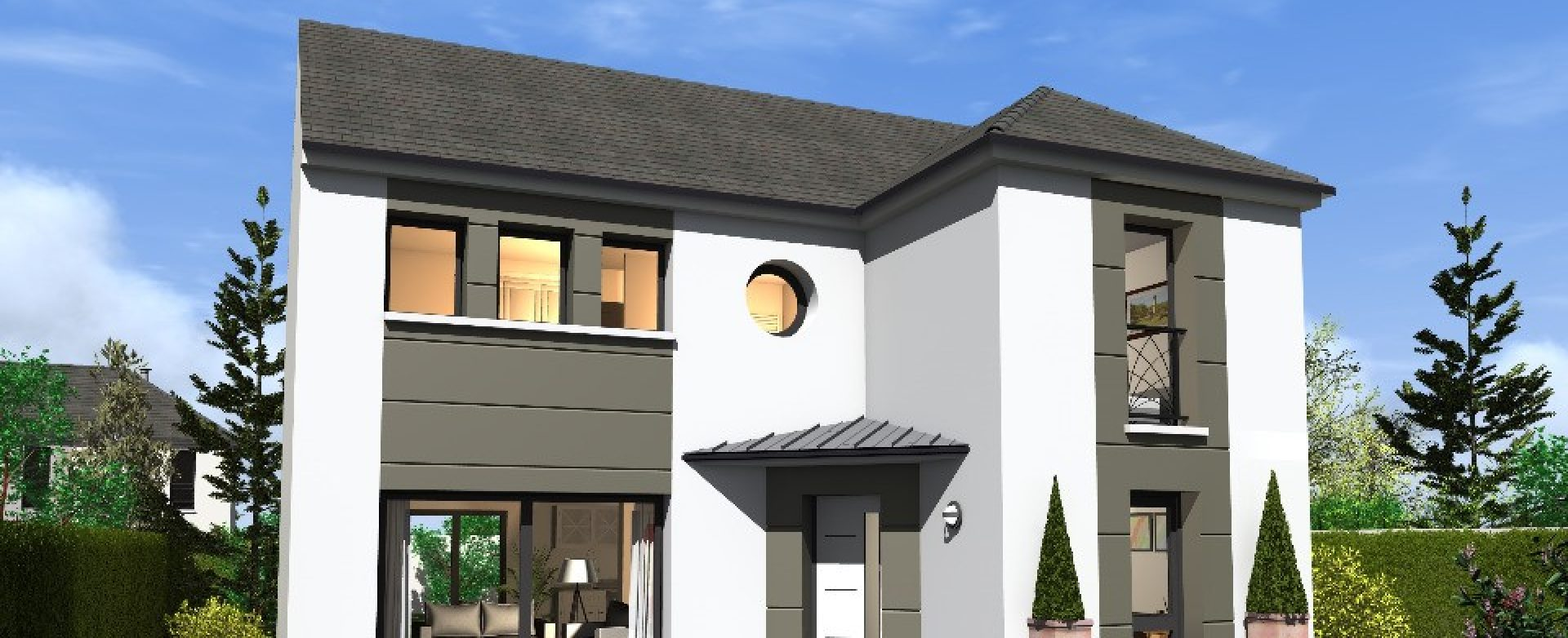 Maison neuve à Savigny sur Orge (91600)