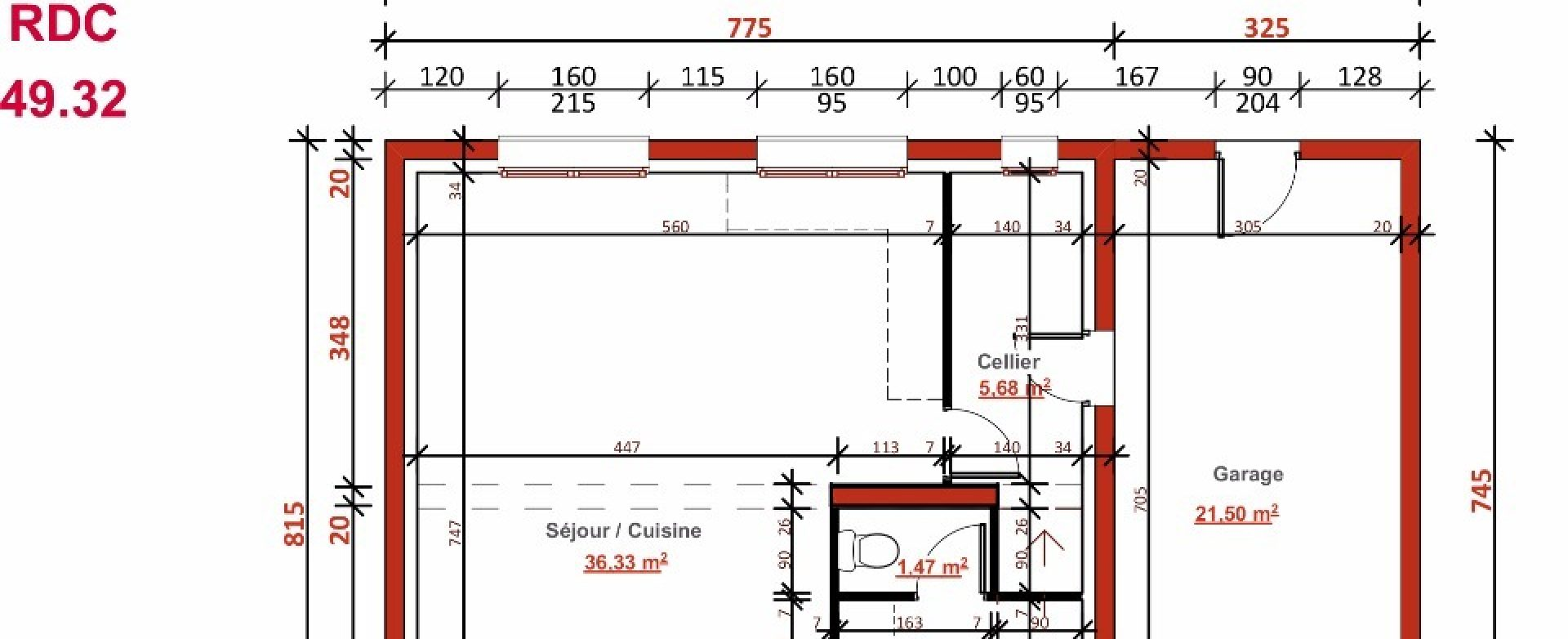 Maison à construire à Villeneuve-le-Roi (94290)