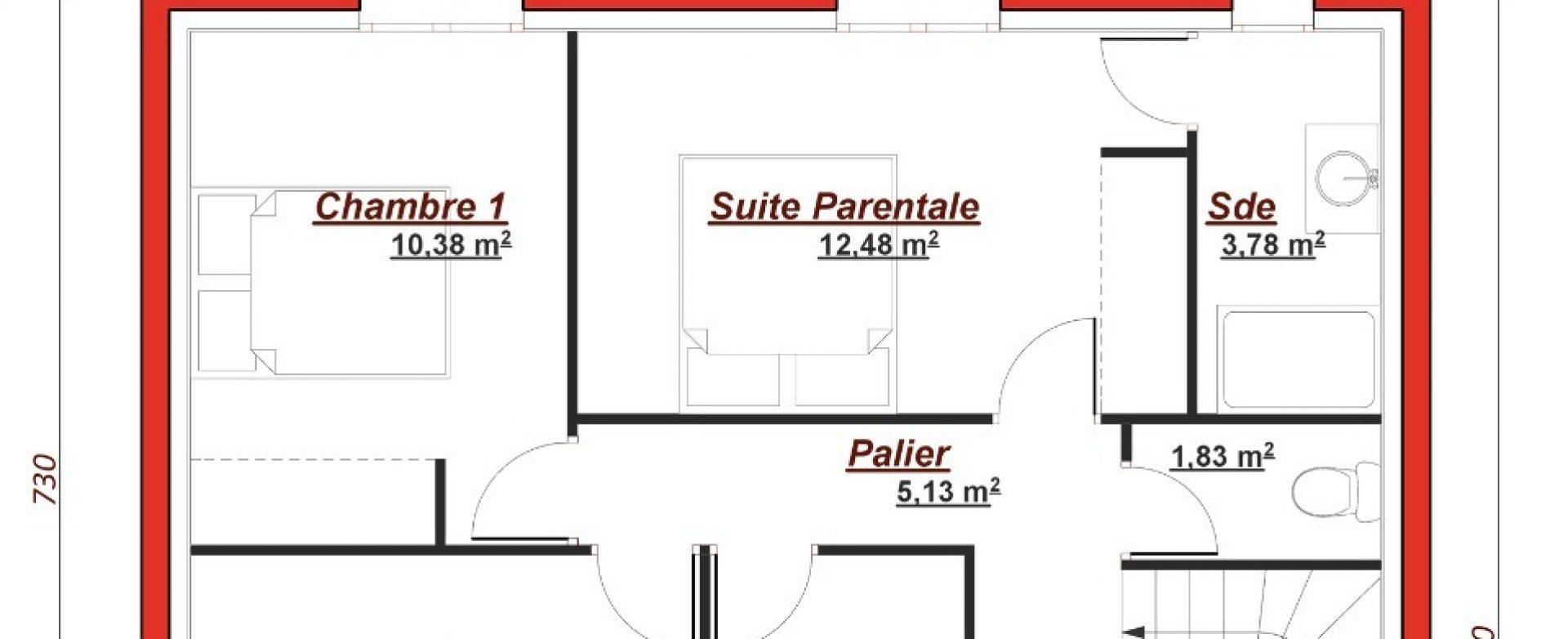 Maison neuve à Sartrouville (78500)