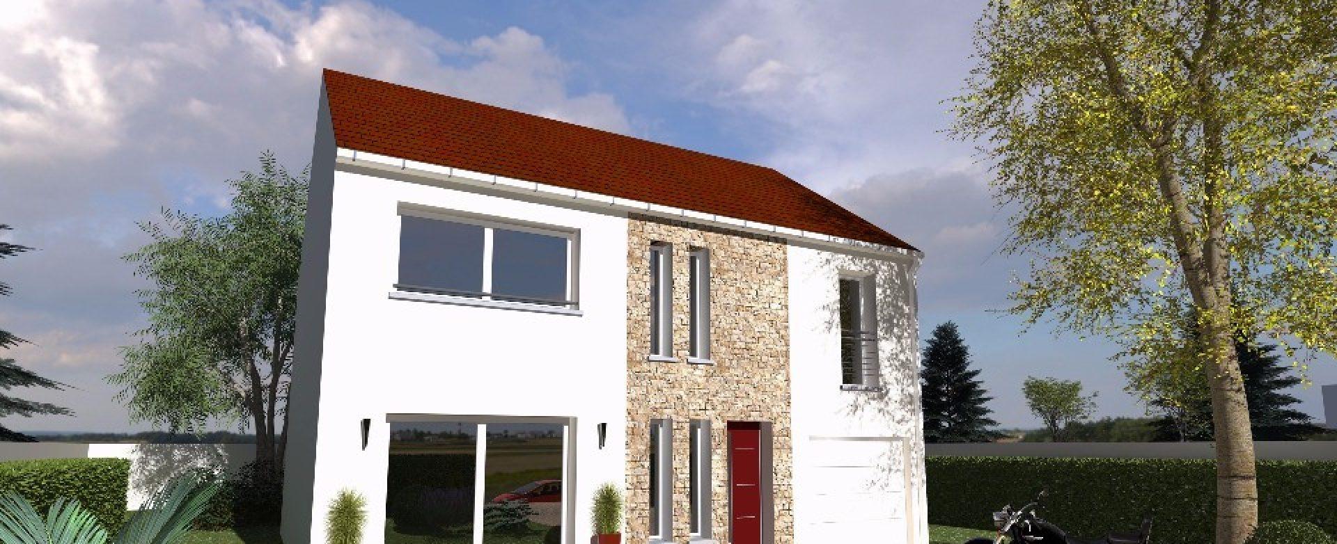 Maison neuve à Le Plessis-Bouchard (95130)