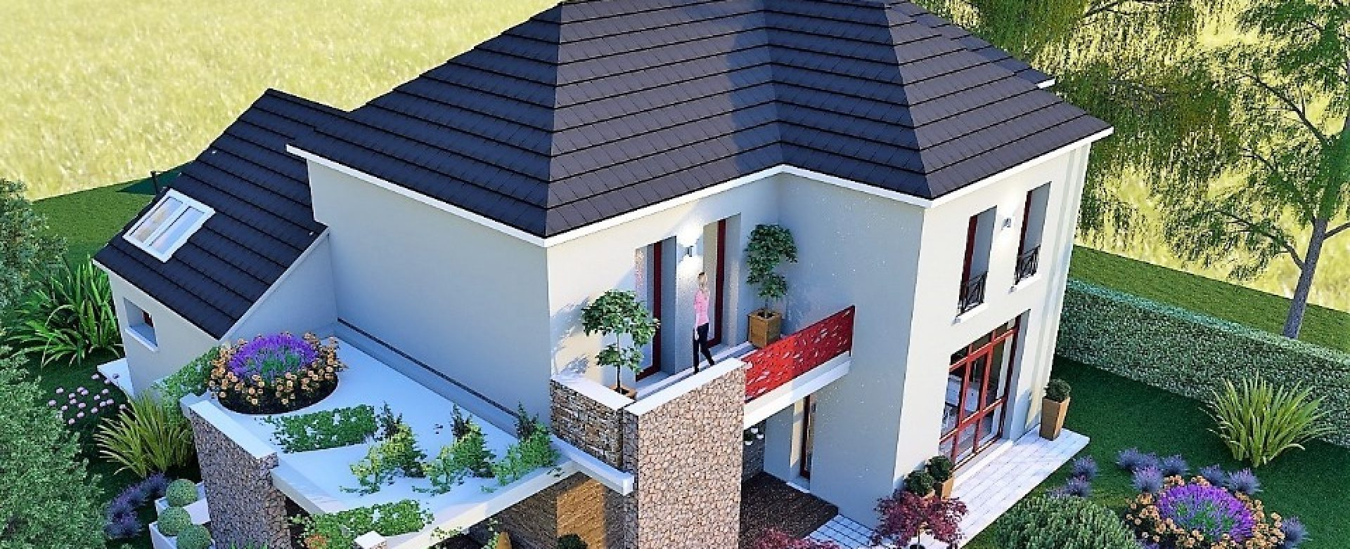 Maison à construire à Saint-Witz (95470)