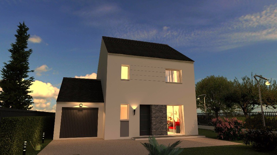 Maison neuve à Argenteuil (95100)