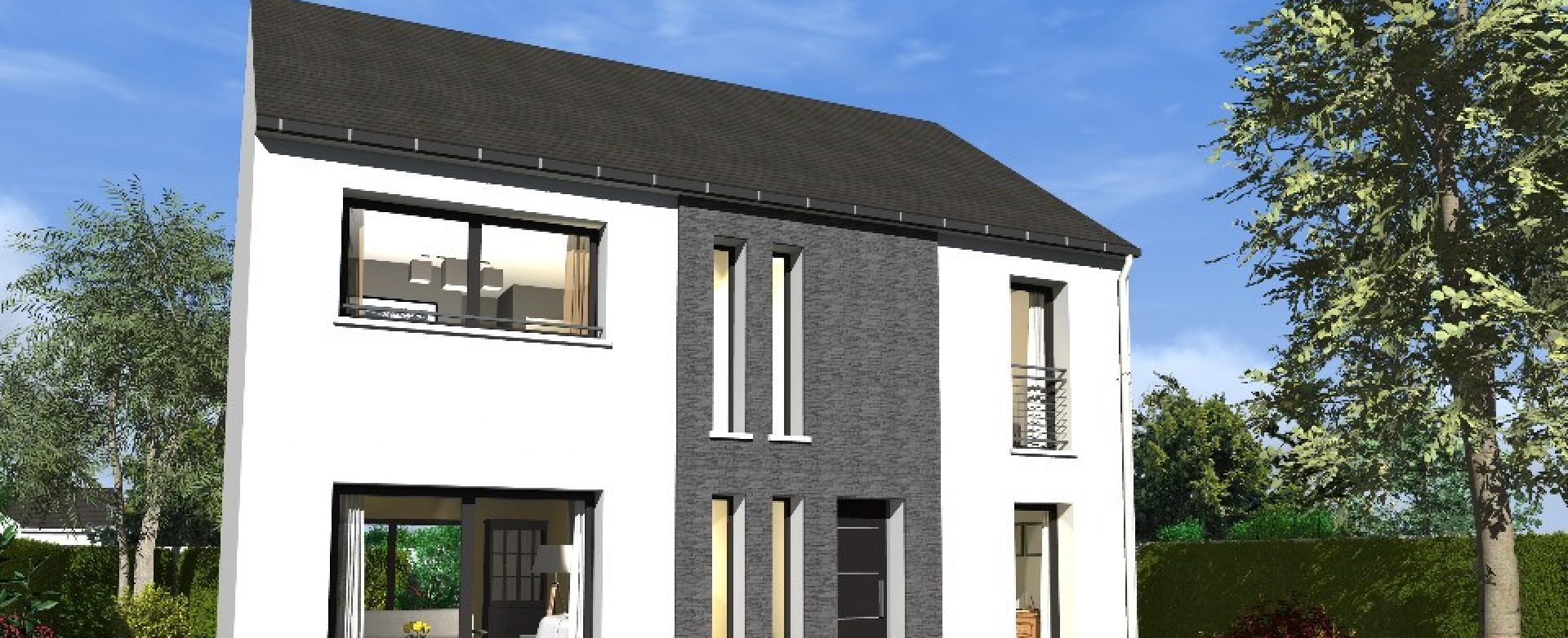 Maison neuve à Magny les Hameaux (78114)
