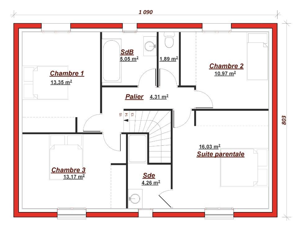Maison à construire à Villemomble (93250)