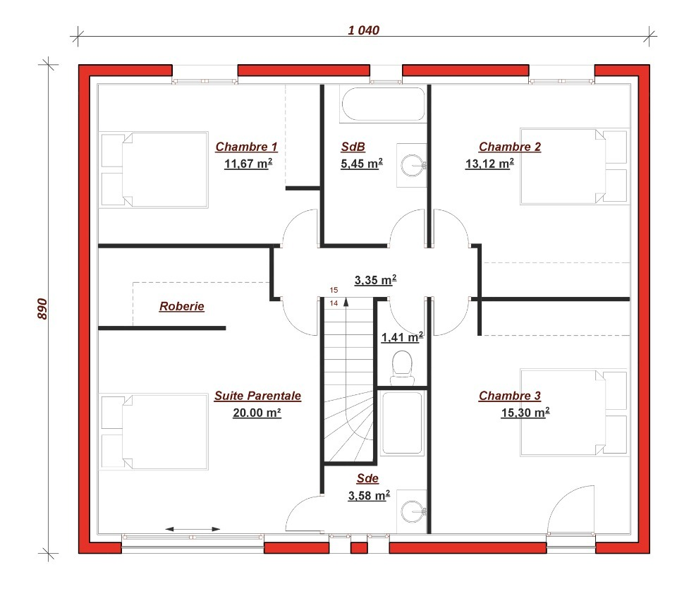 Maison à construire à Rosny sous Bois (93110)