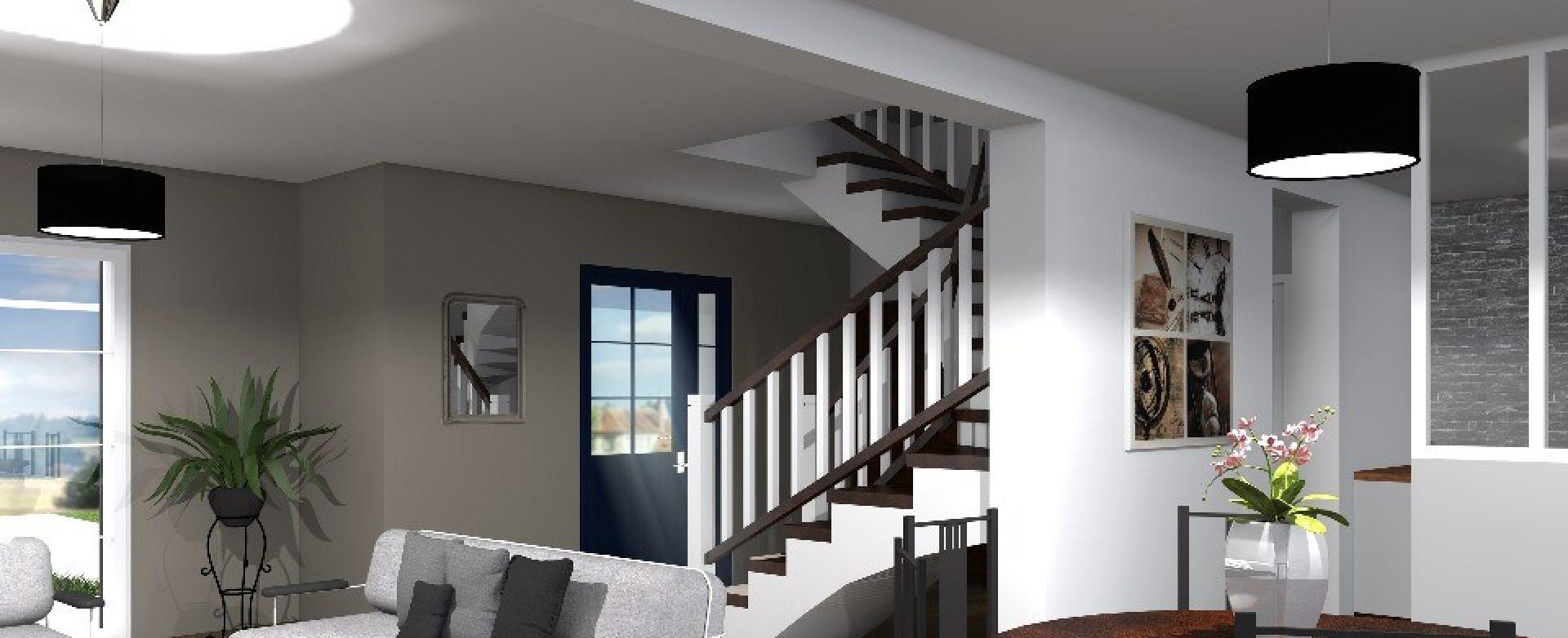 Maison neuve à Rueil-Malmaison (92500)