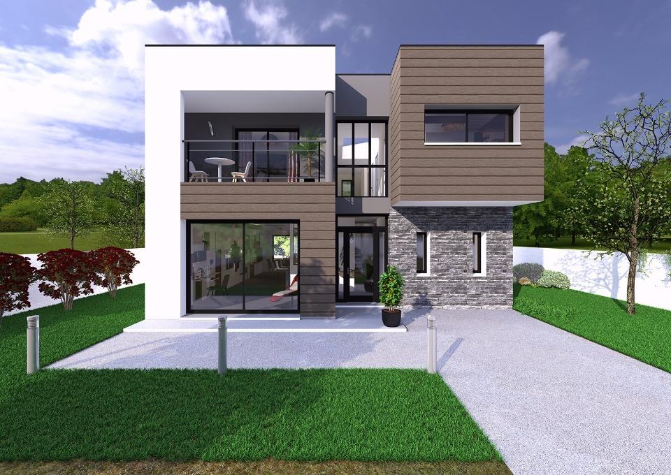 Maison neuve à Saint-Rémy-l'Honoré (78690)