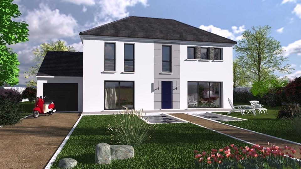 Maison neuve à Élancourt (78990)