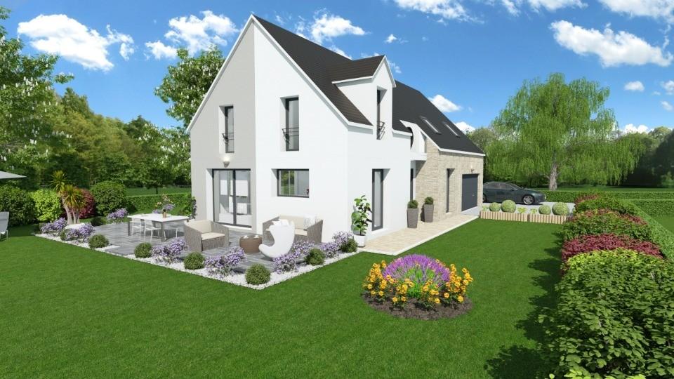 Maison neuve à Clairefontaine en Yvelines (78120)