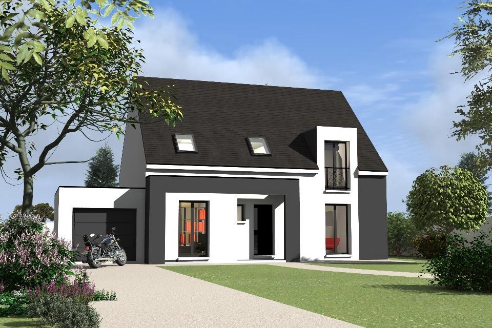 Maison à construire à Chambly (60230)