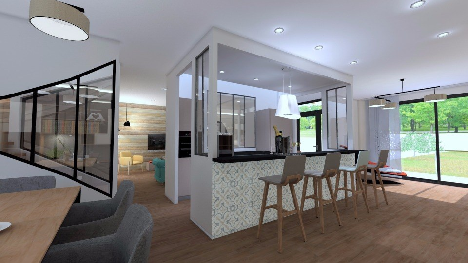 Maison neuve à Joinville-le-Pont (94340)
