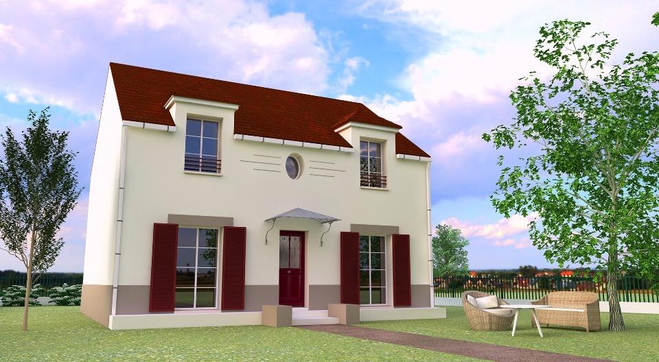 Maison à construire à Nesles-la-Vallée (95690)
