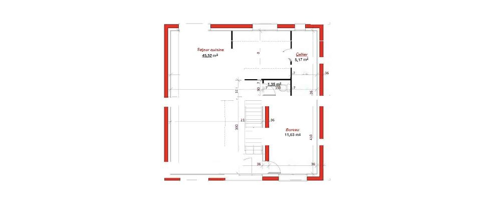Maison neuve à Châtenay-Malabry (92290)