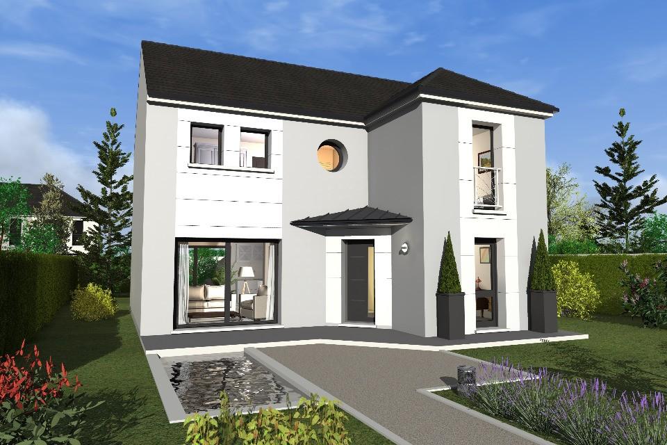 Maison à construire à Étrépilly (77139)