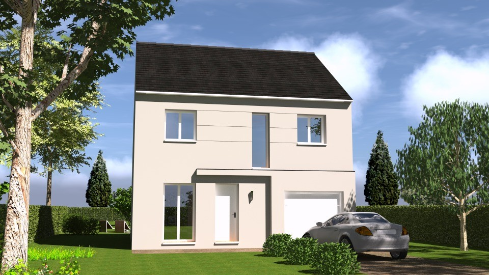 Maison à construire à Dammartin-en-Goële (77230)