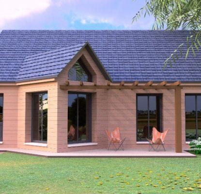 Maison neuve à Gambais (78950)