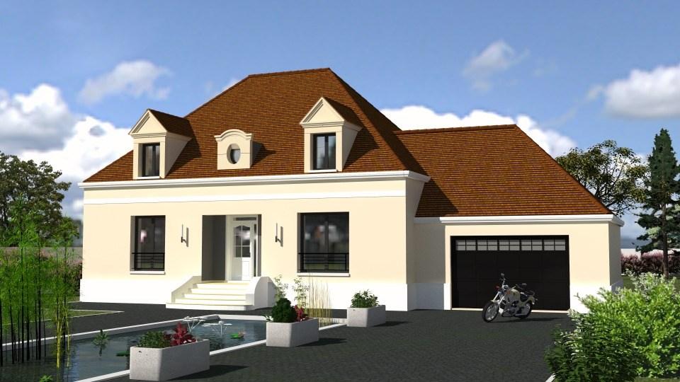 Maison neuve à Le Raincy (93340)