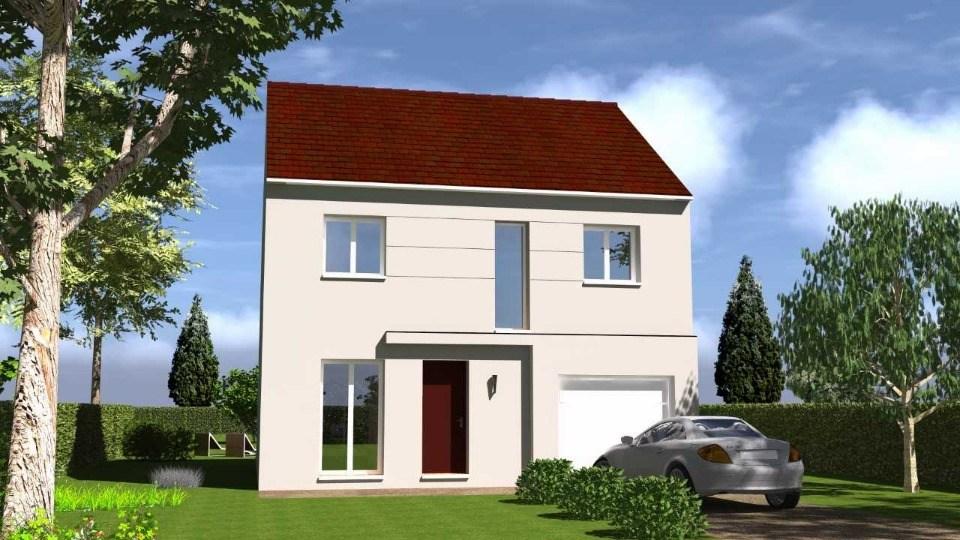 Maison neuve à Le Mesnil Saint Denis (78320)