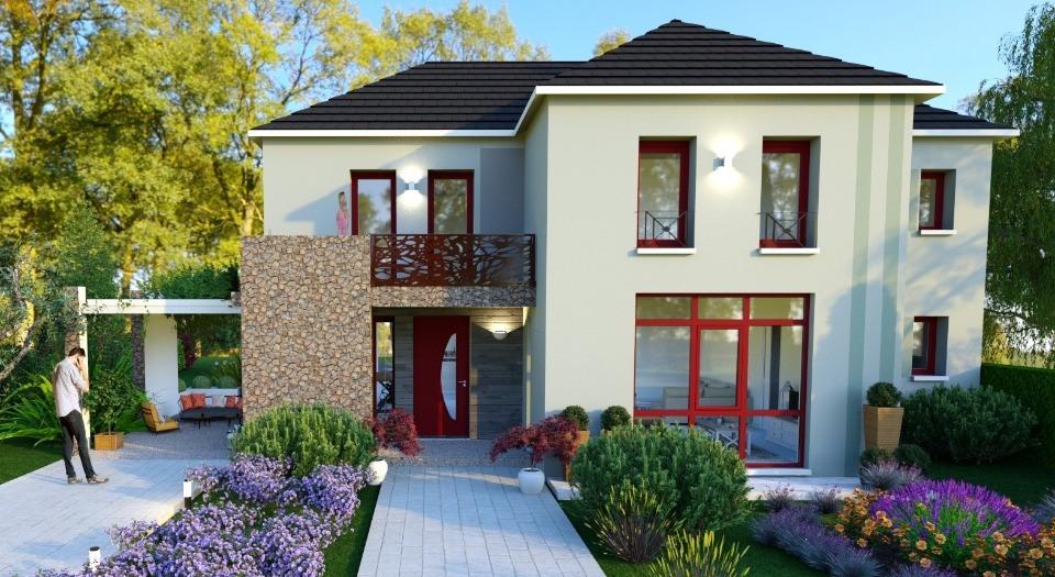 Maison neuve à Chavenay (78450)
