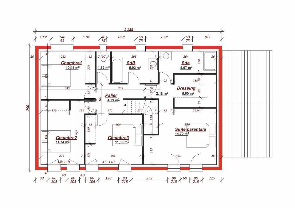 Maison neuve à Gif sur Yvette (91190)