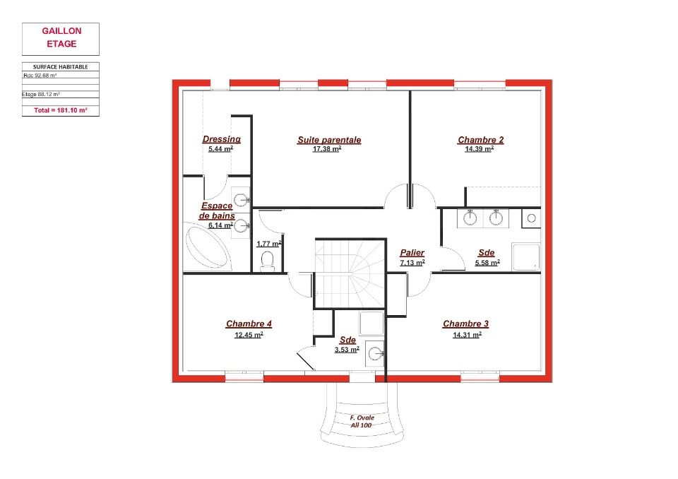 Maison à construire à Villiers-sur-Marne (94350)
