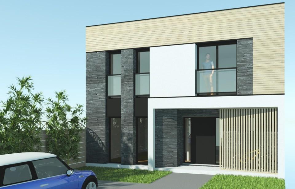 Maison neuve à Saint-Nom-la-Bretêche (78860)
