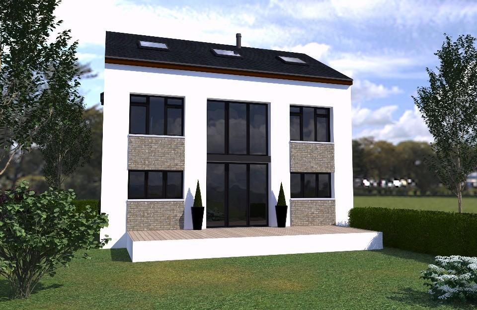 Maison neuve à Montigny le Bretonneux (78180)