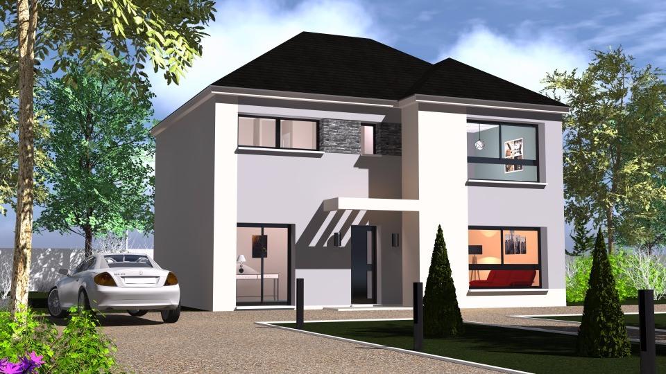 Maison neuve à Gazeran (78125)