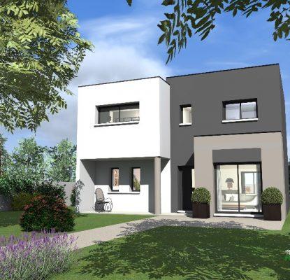Maison neuve à Saint Sauveur sur École (77930)