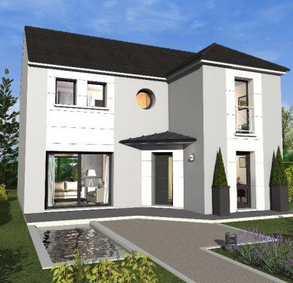 Maison neuve à Villennes-sur-Seine (78670)