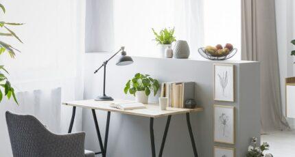 Télétravail : comment aménager un espace bureau chez soi