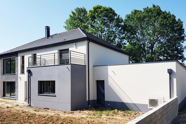 maison moderne - Maison moderne