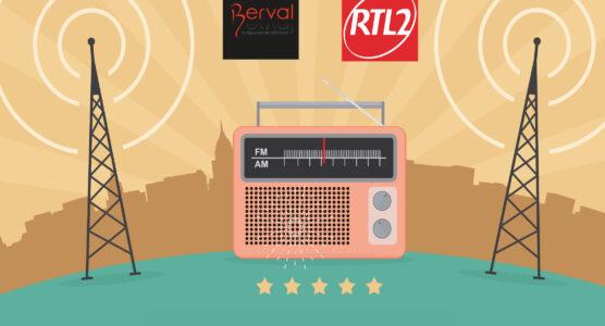 Retrouvez la campagne radio de Maisons Berval sur RTL 2