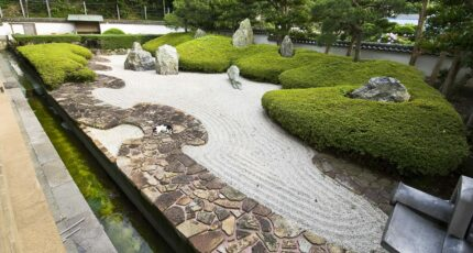 Choisir un style pour son jardin paysager