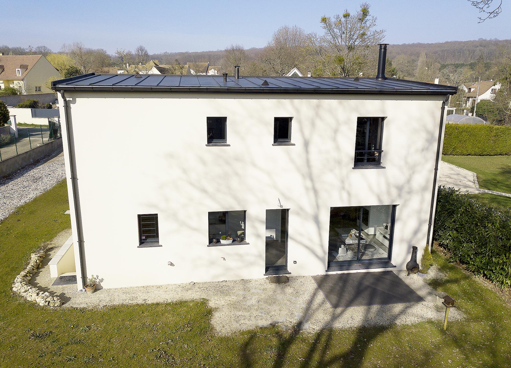 réalisation - Vaux-sur-Seine (78)